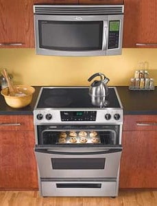 microwave and hood combinations are an unsafe and poorly-working option