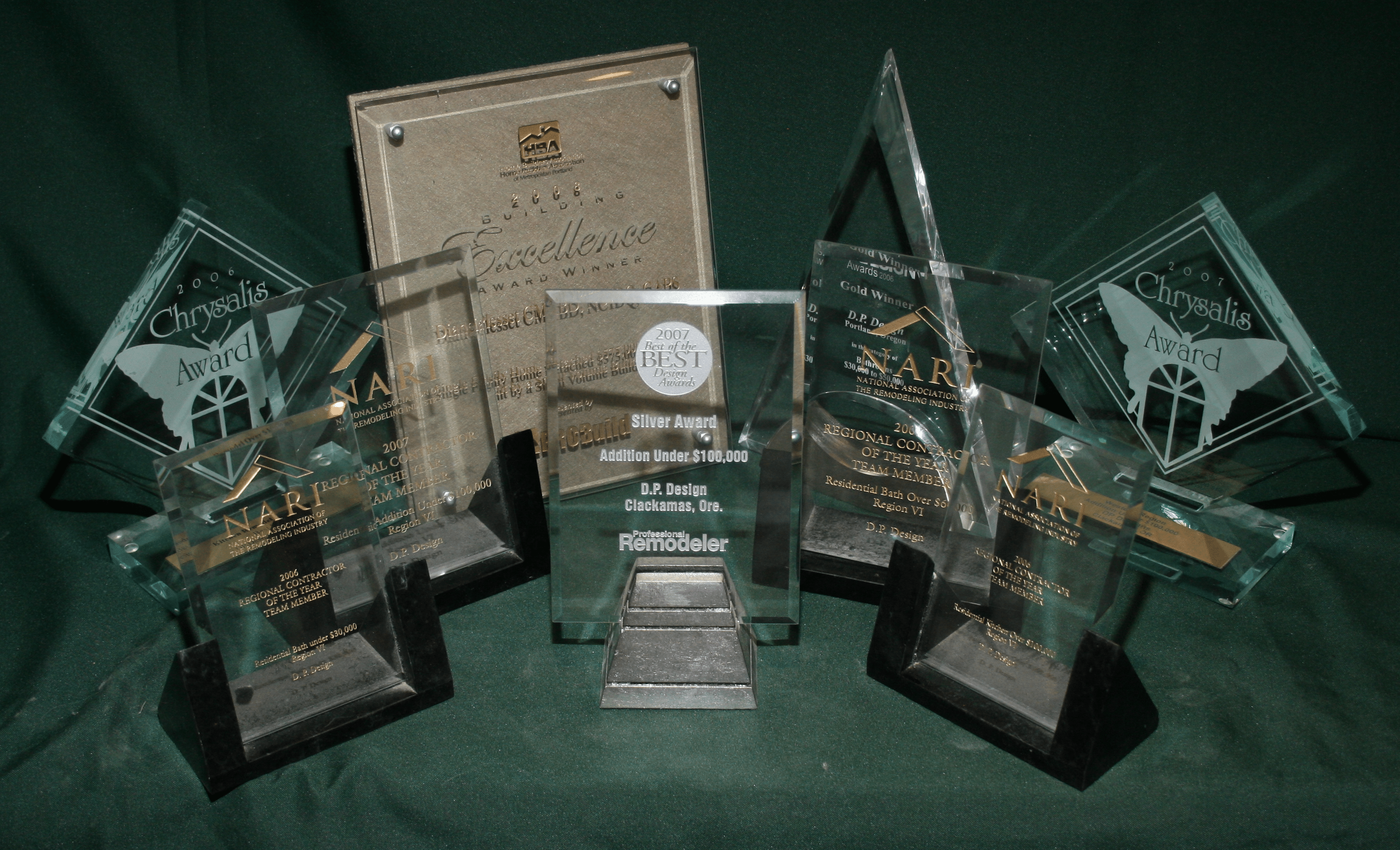 Awards & Press 1