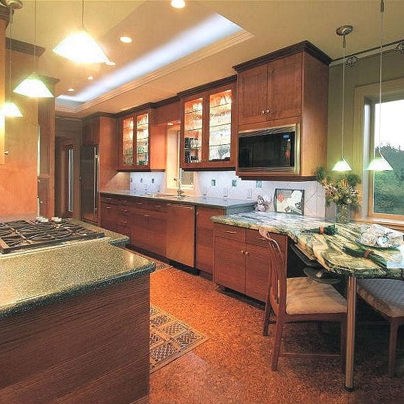 NEW RETRO-MODERN KITCHEN