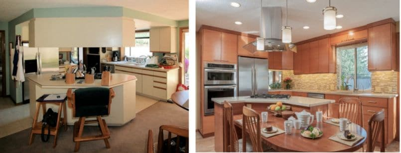 D-I-Y kitchen remodeling success requires skill and patience