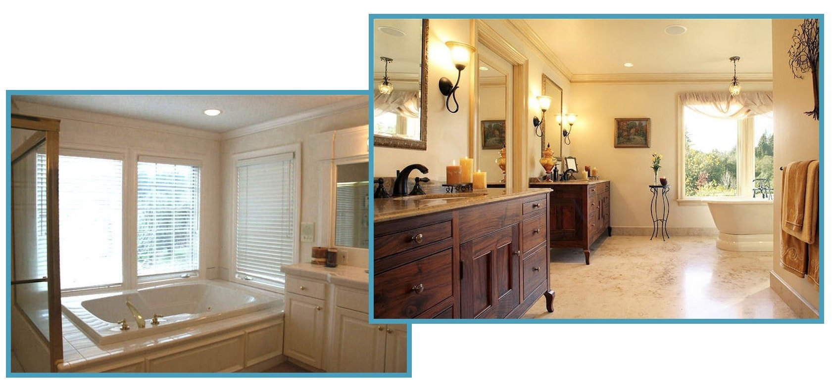 French Country Master Bathroom Retreat 2