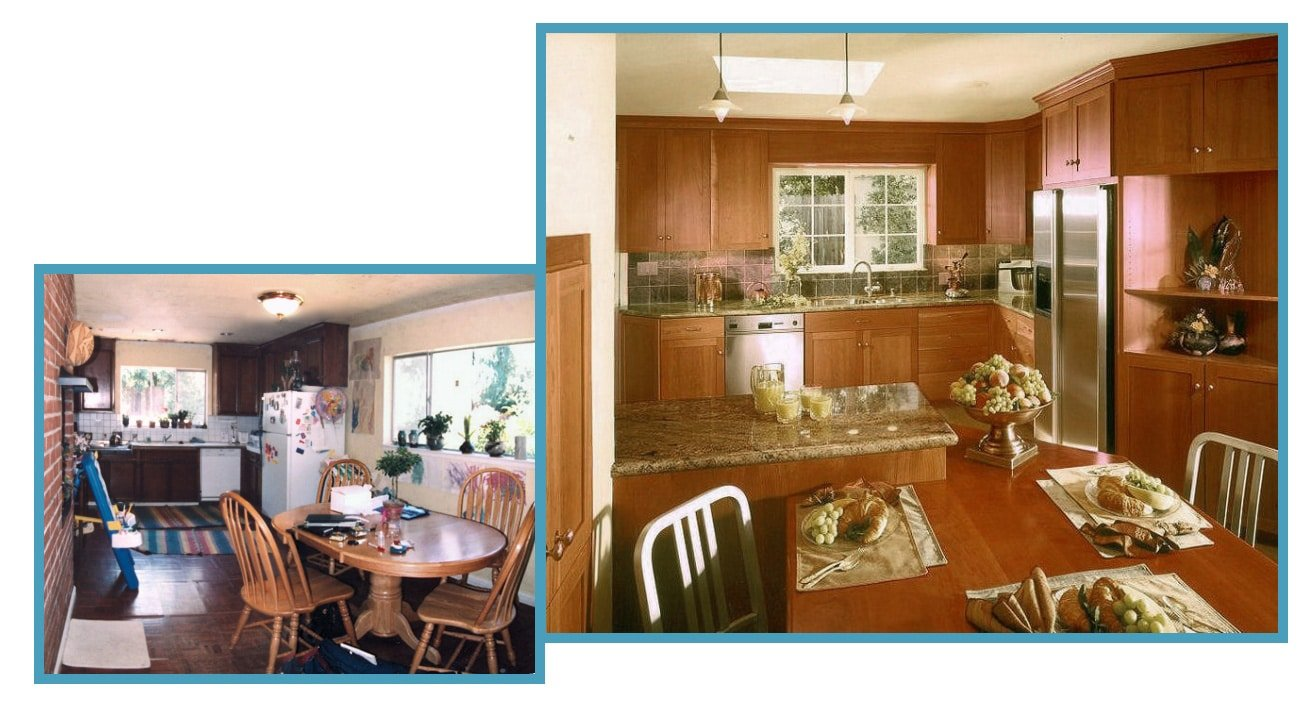 Remodeled Kitchen 4 Growing Family 1