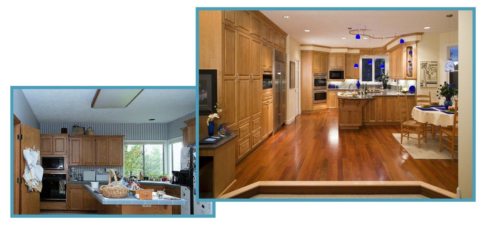 Multiple-user Family Kitchen 1