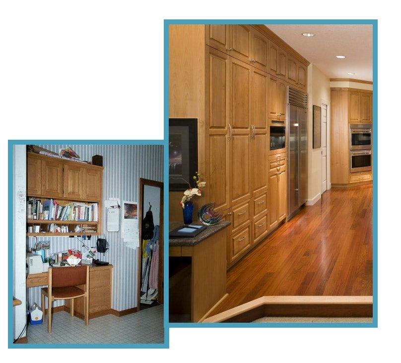 Multiple-user Family Kitchen 2