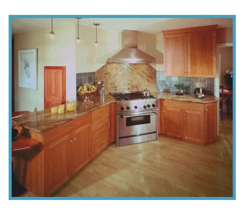 Remodeled Kitchen 4 Growing Family 2