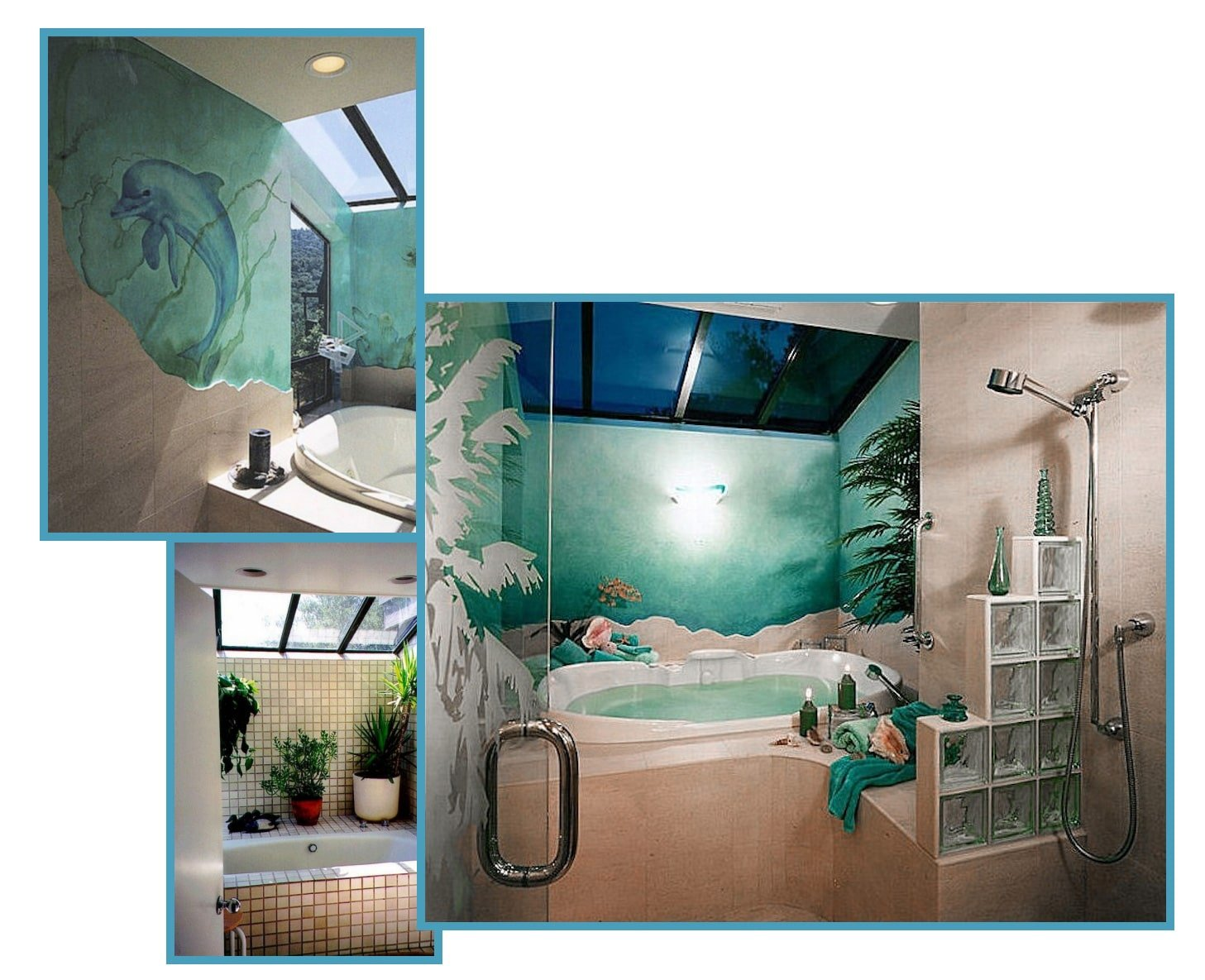 Tropical Island Master Suite 1