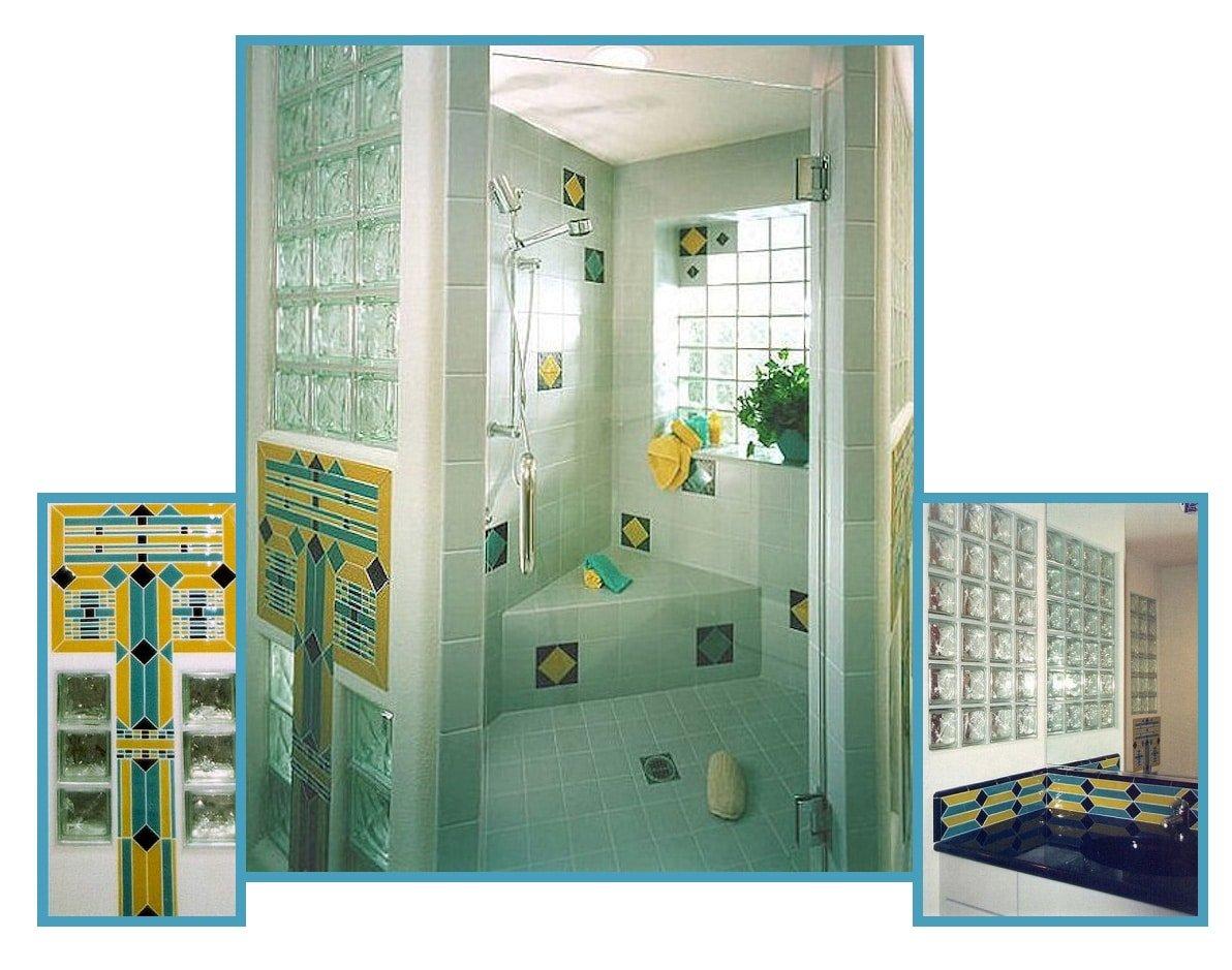 Luxury Basement Spa Bathroom 1