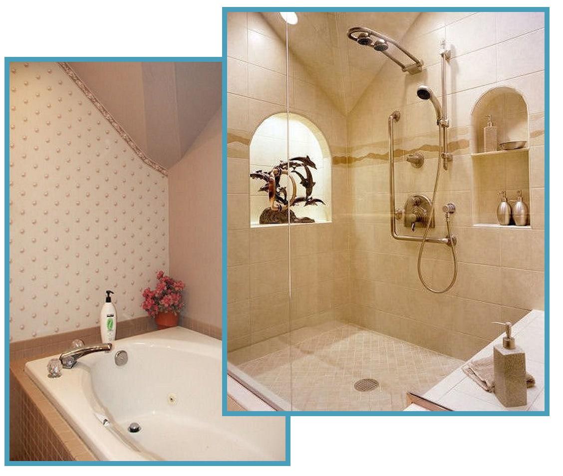 Master Bath Storage! 1