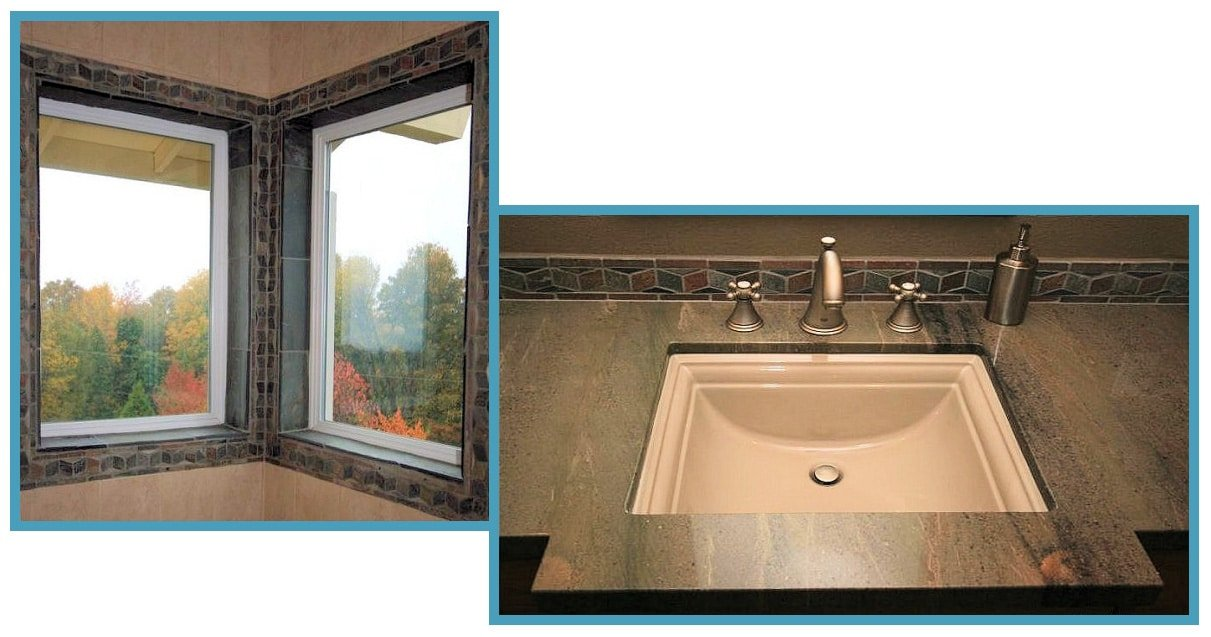 Contemporary Craftsman Bathroom + Closet Addition 2