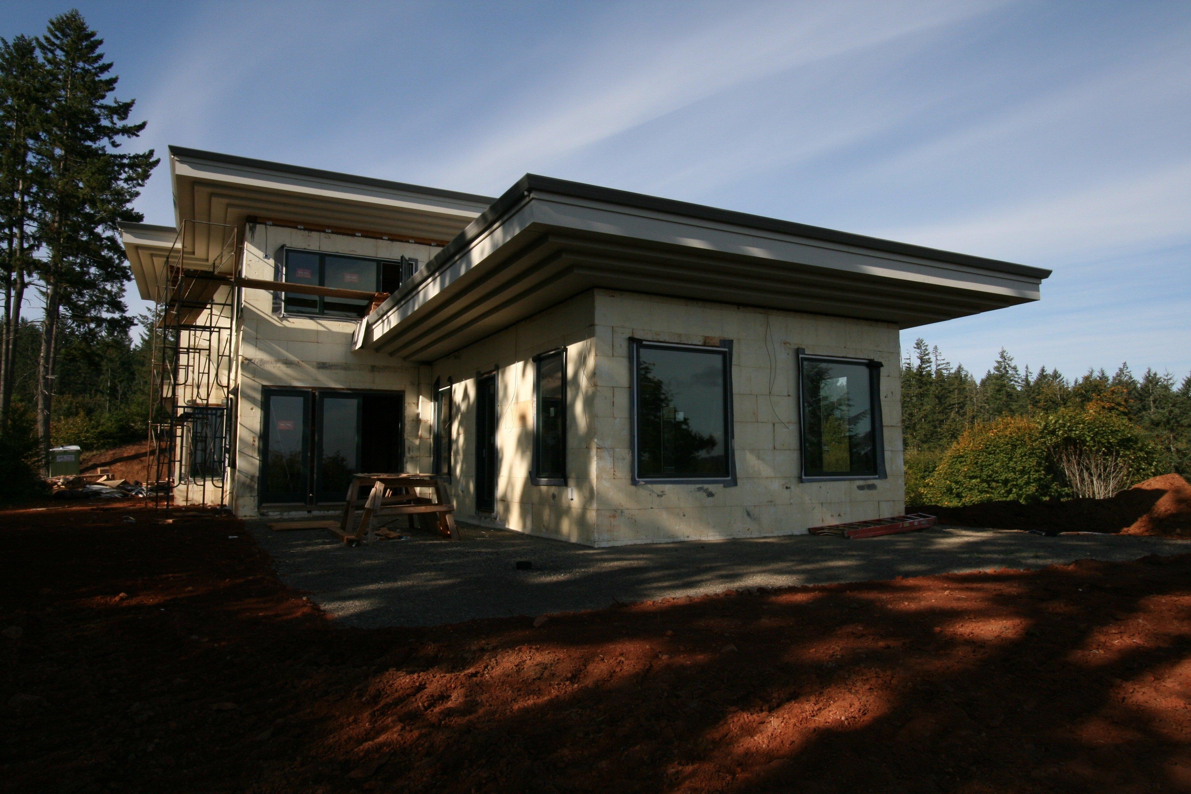 Retro-Modern Art Deco Home Exterior 23