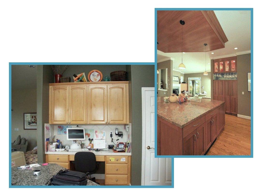 Craftsman Contemporary Kitchen 2