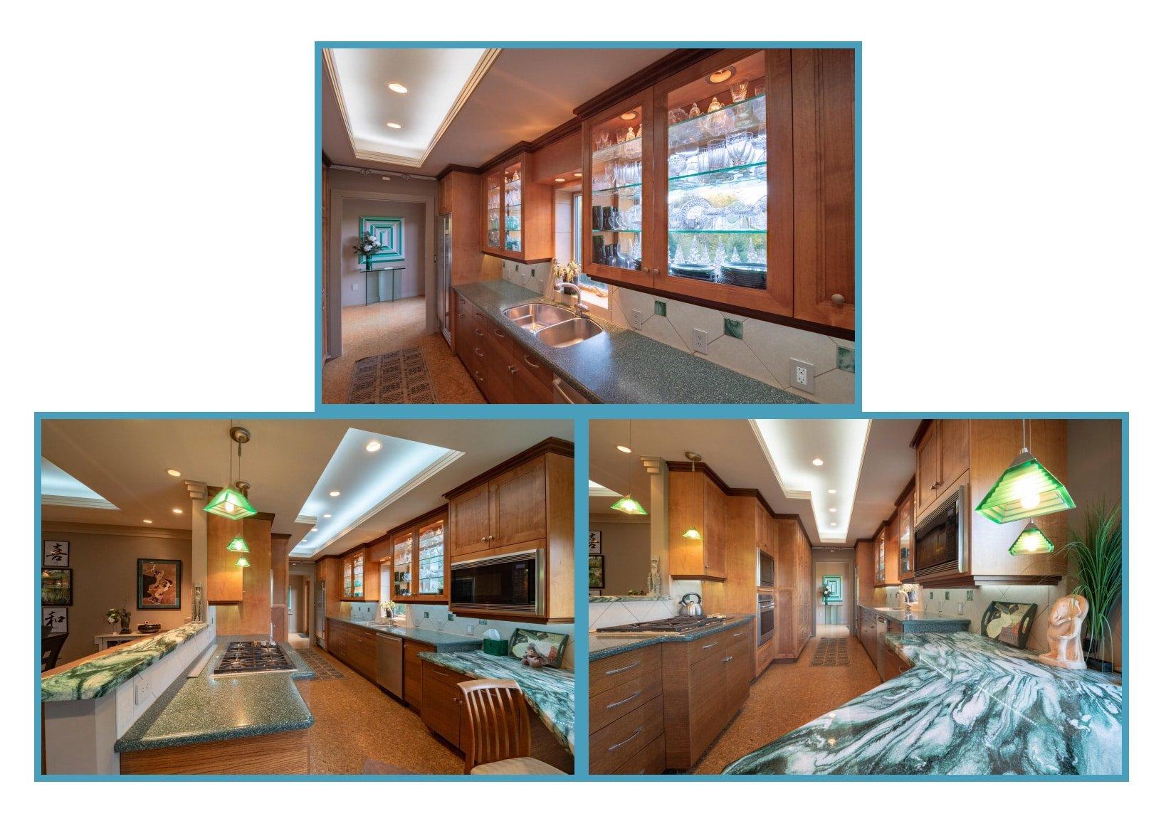 New Retro-Modern Kitchen Plus Dining Room 1