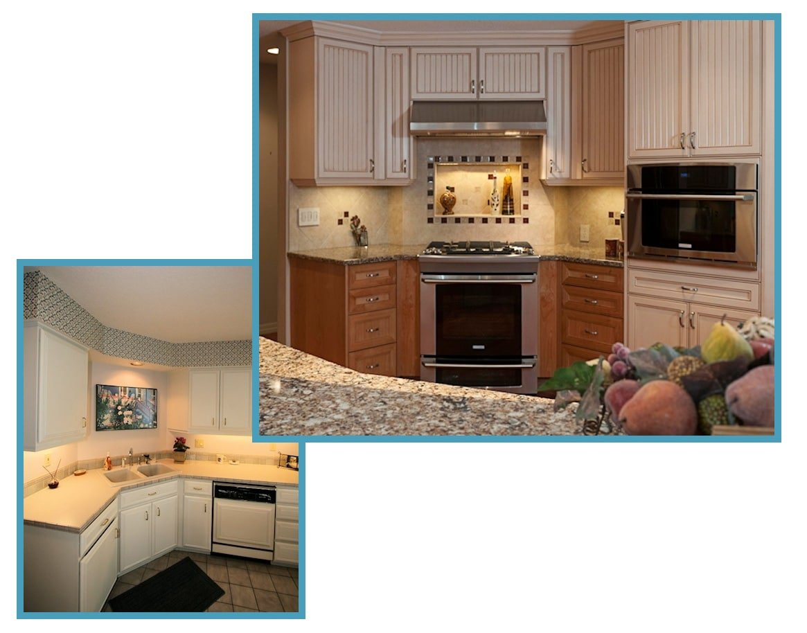 Custom Traditional Sparkling Kitchen 4